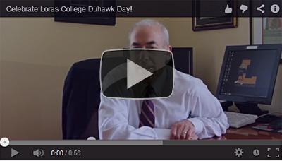 jim duhawk day video